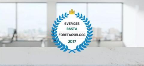 Consector Förklarar vinner pris som en av Sveriges 30 bästa företagsbloggar!