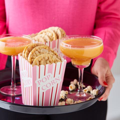 Friggs Majskakor med popcornsmak