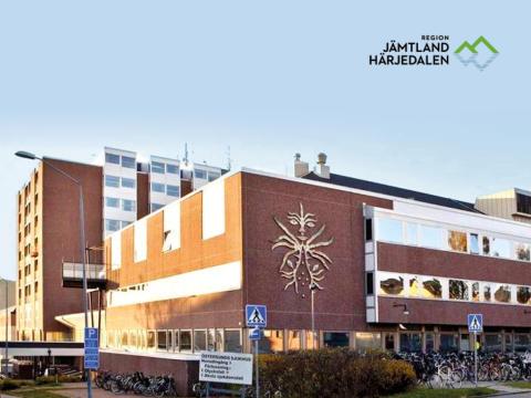 IT i vården på Östersunds sjukhus