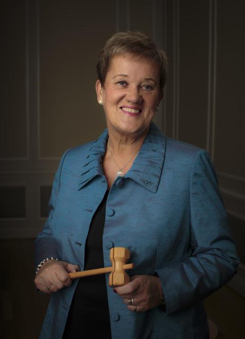 Kristina grapenholm (L)