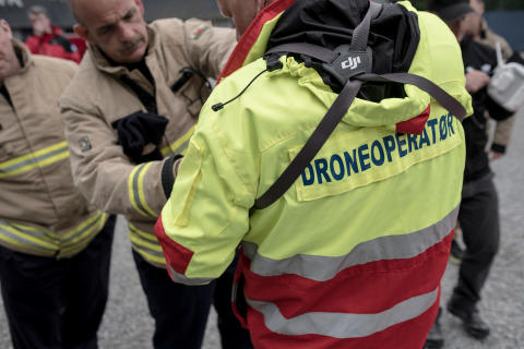 Drone operator (Web quality only)