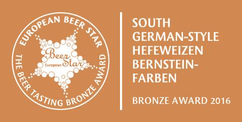 Bronze beim European Beer Star-Award