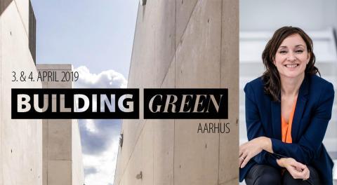 Building Green sætter fokus på fremtidens boformer