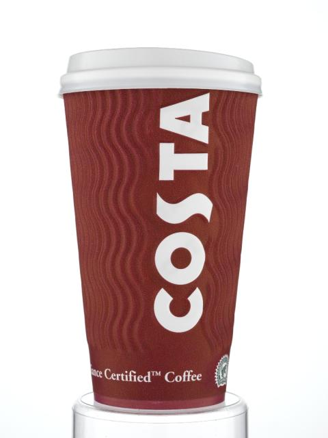 The new Costa cup