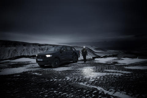 Ford Ranger Black Edition Svalbard (4)