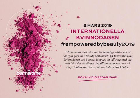 #empoweredbybeauty2019