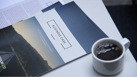 Oslo-Sthlm 2.55 presenterar sitt arbete för svenska och norska regeringsföreträdare i Oslo
