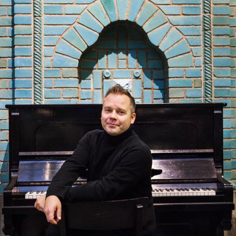 Johan Holmström