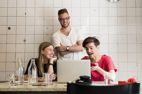 Bolag från Uppsala och Västerås i årets första omgång av Startup-Sweden