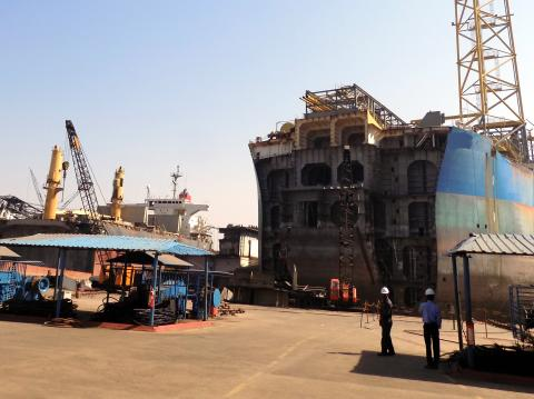 Ship recycling takes centre stage in Singapore