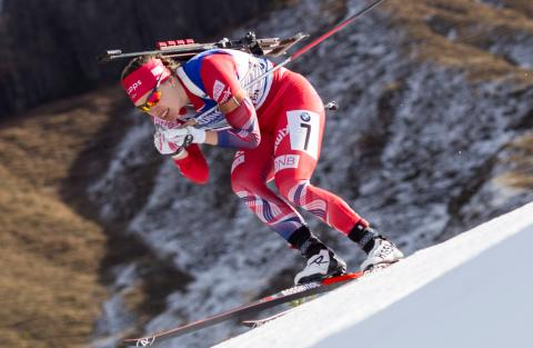 Laguttak World Cup Pokljuka