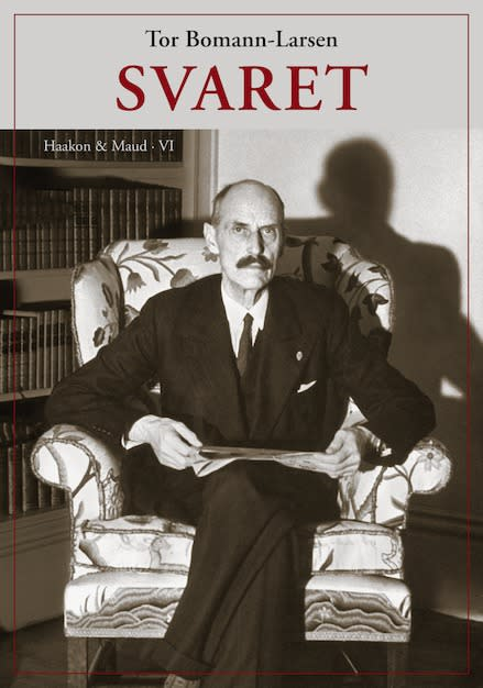 Pressekonferanse: Sjette bind av Tor Bomann-Larsens monumentale kongebiografi