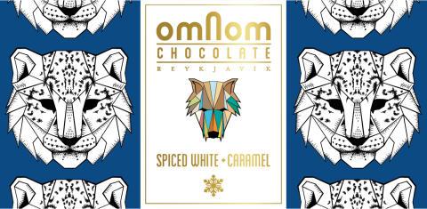 Omnoms vinterchoklad 2016 är här – Spicy White + Caramel