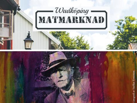 Matmarknad och Jeremiaskonsert i Wadköping