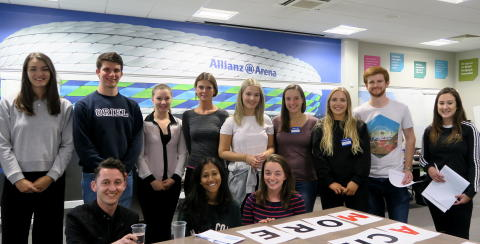 Allianz welcomes new graduate intake