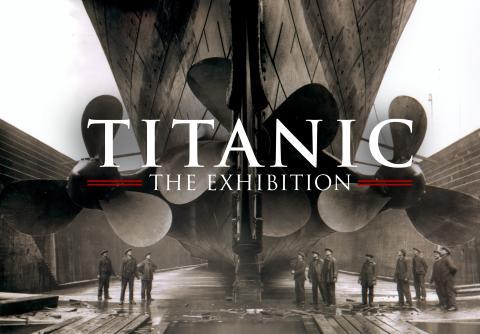 70 000 tog del av historien om Titanic!