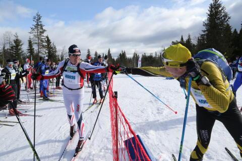 Nyhet - StafettBirken ski i ny drakt!