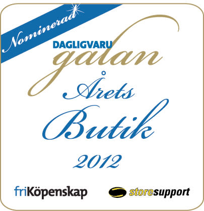 Sabis Fältöversten i final i tre kategorier!