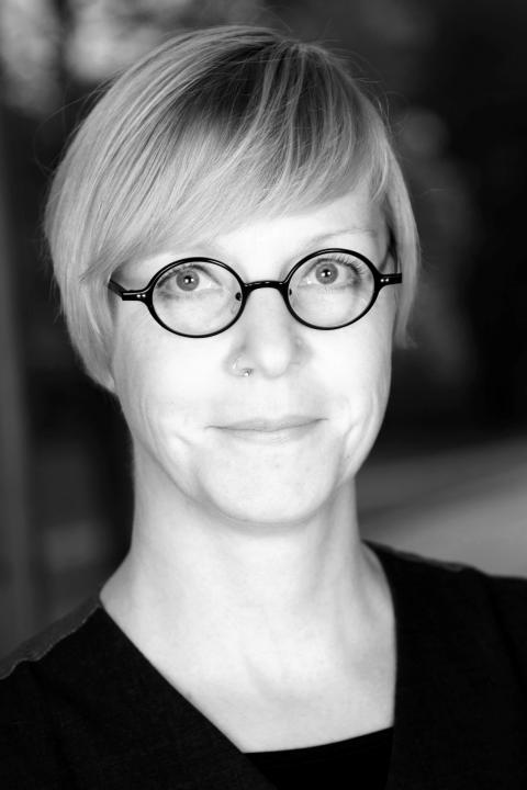Ingrid Fransson, fotograf: Linus Höök