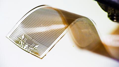 Tybrandt Soft electrodes LiU