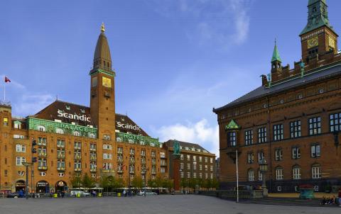 Scandic Palace Hotel kåret til Danmarks 'Leading Business Hotel 2019' ved World Travel Awards