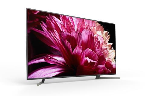 Η ναυαρχίδα σειρά τηλεοράσεων της Sony XG95 4Κ HDR Full Array LED έρχεται σύντομα στα καταστήματα
