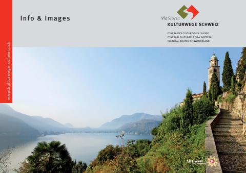 Broschüre Kulturwege