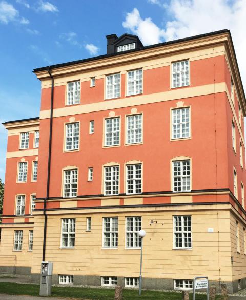 Akademiska Hus mångmiljoninvesterar i Campus Polacksbacken i Uppsala