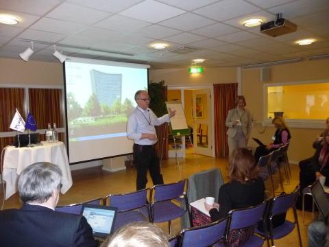 SMEDGE-konferensen i Mjärdevi Science Park öppnade affärsmöjligheter