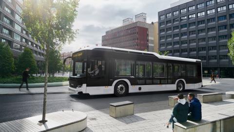 Batterielektrisk Scania Citywide i ny generation af by- og regionalbusser