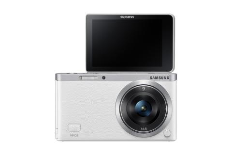 Ekstremt lille og med perfekte resultater – det nye Samsung NX Mini  SMART-kamera