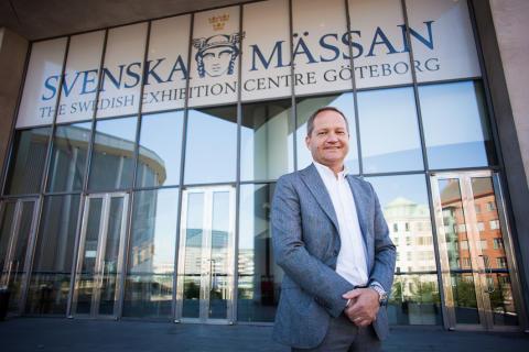 Fredrik Mellbin Svenska Mässan
