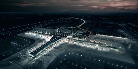 Oslo Lufthavn 2017