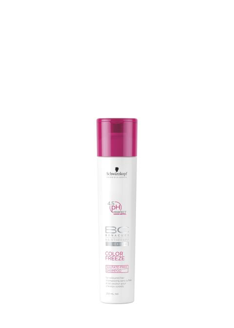 Schwarzkopf BC Color Freeze - Sulfate Free Shampoo