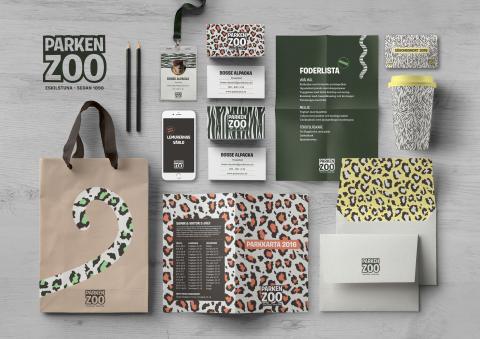 Parken Zoo på bronsplats i Svenska Designpriset