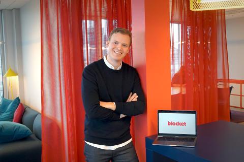 Blocket rekryterar Head of Growth Marketing från Bonnier