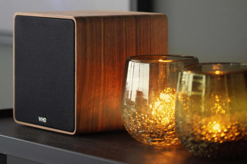 Neuer High-End-Streaminglautsprecher Qube XL liefert bei jeder Lautstärke ein einzigartiges Klangerlebnis, nachhaltige Fertigung Made in Germany