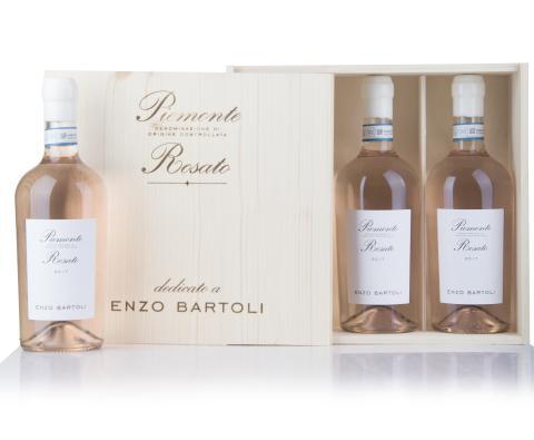 Två nya viner i den populära vinserien – Enzo Bartoli, lanseras!