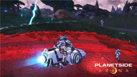 PlanetSide Arena Screenshot (3)