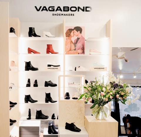 Vagabond Shoemakers live i USA