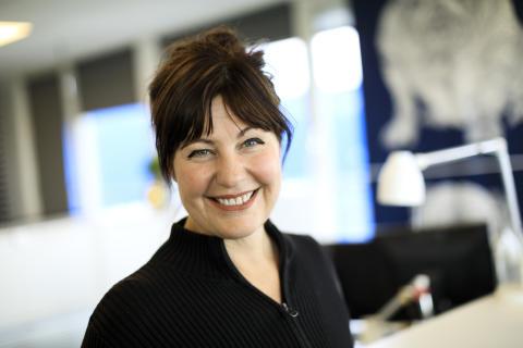 Karin Bergman, HR-chef på IKEA Sverige.