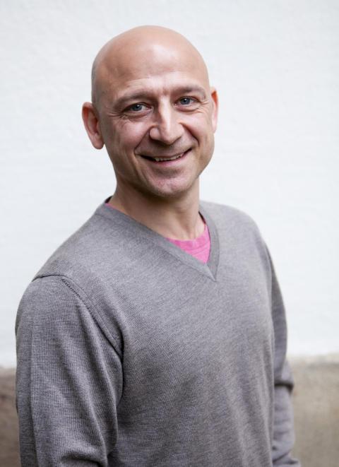 Nils-Eric Vallo, tandläkare och ordförande i Praktikertjänsts tandläkarförening.