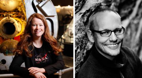 Nya namn klara: Cecilia Hertz och Nicklas Lundblad talar på TEDxAlmedalen