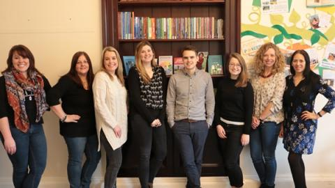 New Look Fundraising Team for Practical Action