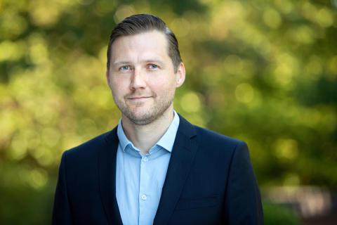 Jonas Olofsson. Foto: Markus Marcetic.