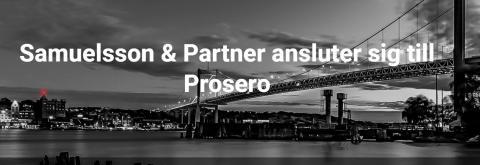 Samuelsson & Partner AB - Digital Låssmed® blir en del av Prosero Security Group AB!