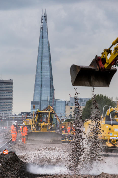 Travelling during the Thameslink Programme engineering works this August