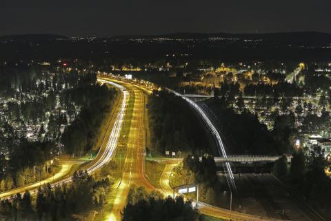 Skal sikre tilstrekkelig regulering av parkeringsområder på Oslo lufthavn