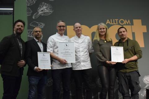 Arets Viltmatrestaurang 2018