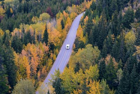 Kom hurtigere på ferie med en tempo 100 godkendt campingvogn